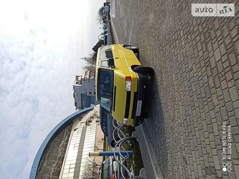 Volkswagen T4 (Transporter) пасс. 2001 в Южном