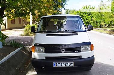 Volkswagen T4 (Transporter) пасс. 1998 в Геническе