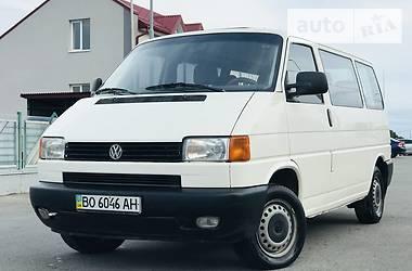 Volkswagen T4 (Transporter) пасс. 2002 в Тернополе