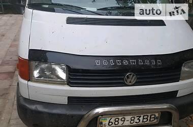 Volkswagen T4 (Transporter) пасс. 2000 в Ружине