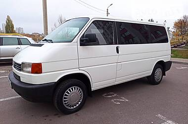 Volkswagen T4 (Transporter) пасс. 1999 в Харькове