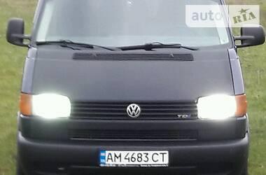 Volkswagen T4 (Transporter) пасс. 2000 в Бердичеве