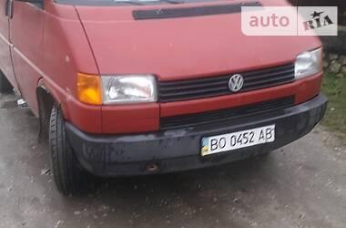 Volkswagen T4 (Transporter) пасс. 1993 в Збараже