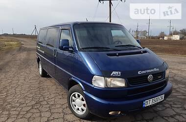 Volkswagen T4 (Transporter) пасс. 1999 в Геническе