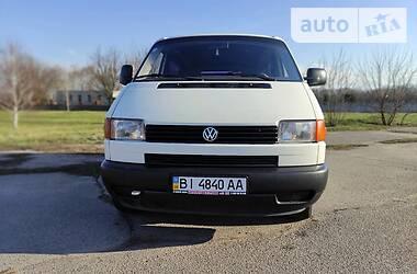 Volkswagen T4 (Transporter) пасс. 1999 в Кременчуге