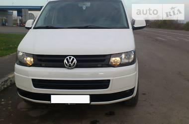 Volkswagen T5 (Transporter) груз-пасс. 2011 в Житомире