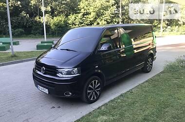 Минивэн Volkswagen T5 (Transporter) груз-пасс. 2013 в Хмельницком