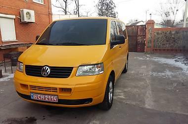 Volkswagen T5 (Transporter) груз. 2006 в Мариуполе