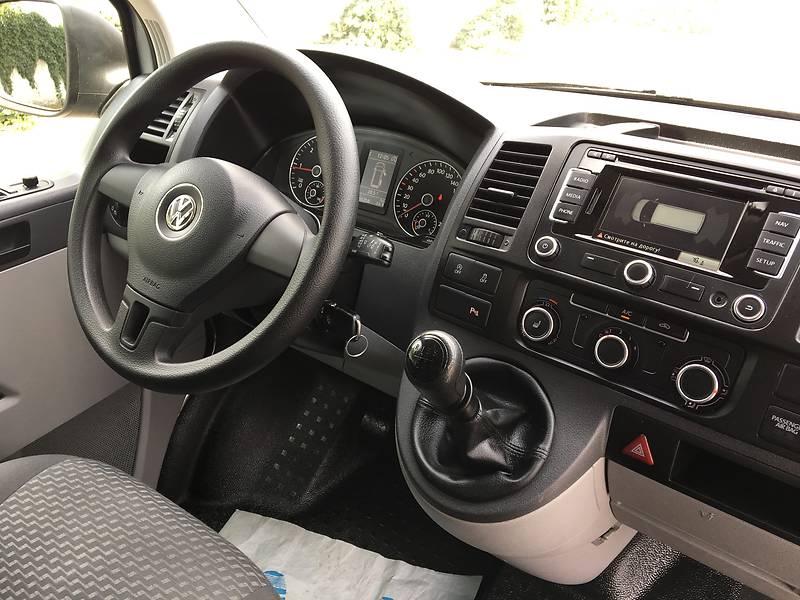 Volkswagen T5 (Transporter) груз KLIMA