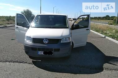 Volkswagen T5 (Transporter) груз 2004 в Запорожье