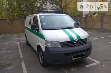 Volkswagen T5 (Transporter) груз. 2008 в Киеве