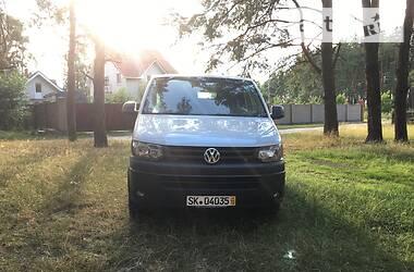 Volkswagen T5 (Transporter) груз 2014 в Бердичеве