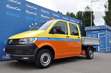 Volkswagen T5 (Transporter) груз 2016 в Киеве