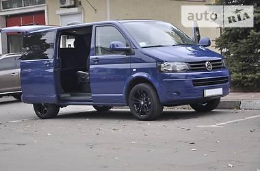 Volkswagen T5 (Transporter) пасс. 2012 в Запоріжжі