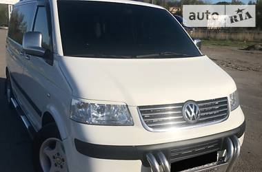 Volkswagen T5 (Transporter) пасс. 2005 в Одессе