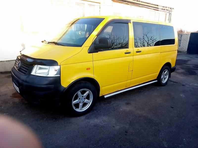 Volkswagen T5 (Transporter) пасс. 2005 в Харькове