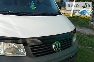 Volkswagen T5 (Transporter) пасс. 2003 в Сумах