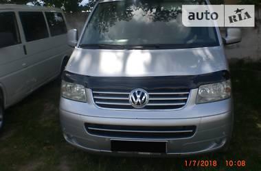 Volkswagen T5 (Transporter) пасс. 2007 в Ровно