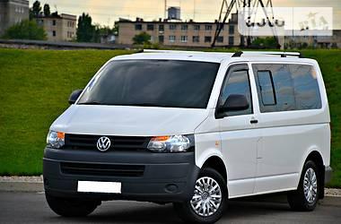 Volkswagen T5 (Transporter) пасс. 2010 в Днепре