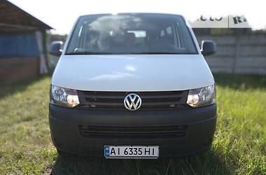 Volkswagen T5 (Transporter) пасс. 2014 в Славутиче