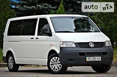 Volkswagen T5 (Transporter) пасс. 2007 в Днепре