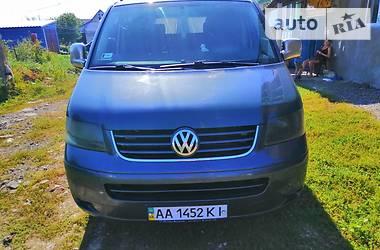 Volkswagen T5 (Transporter) пасс. 2007 в Киеве