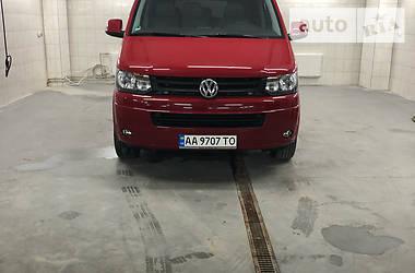 Volkswagen T5 (Transporter) пасс. 2014 в Киеве