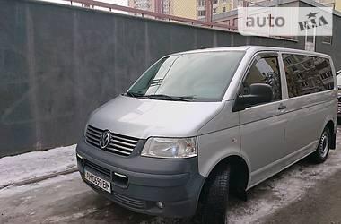 Volkswagen T5 (Transporter) пасс. 2009 в Киеве