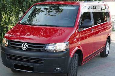 Volkswagen T5 (Transporter) пасс. 2015 в Полтаві