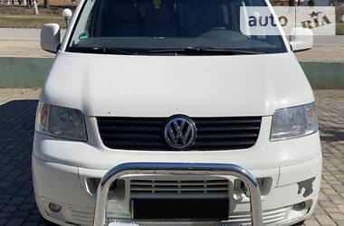 Volkswagen T5 (Transporter) пасс. 2006 в Залещиках