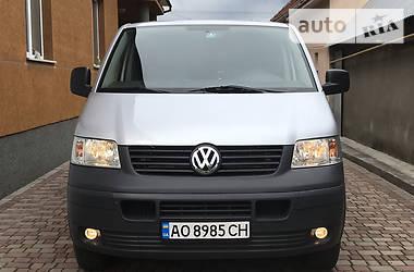 Volkswagen T5 (Transporter) пасс. 2008 в Мукачево