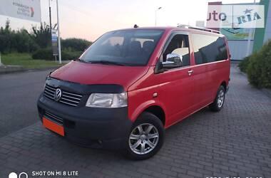 Volkswagen T5 (Transporter) пасс. 2009 в Виноградове
