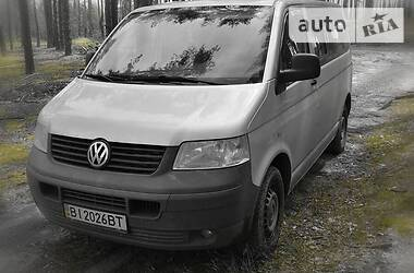 Volkswagen T5 (Transporter) пасс. 2006 в Миргороде