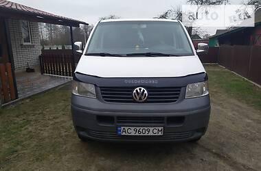 Volkswagen T5 (Transporter) пасс. 2004 в Любомлі