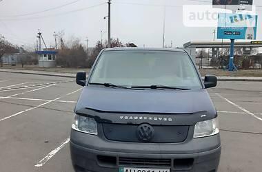 Volkswagen T5 (Transporter) пасс. 2006 в Мариуполе
