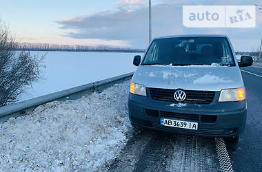 Volkswagen T5 (Transporter) пасс. 2003 в Виннице