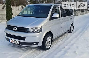 Volkswagen T5 (Transporter) пасс. 2013 в Ровно
