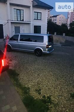 Volkswagen T5 (Transporter) пасс. 2009 в Жовкве