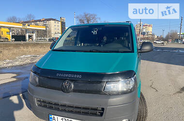 Volkswagen T5 (Transporter) пасс. 2012 в Києві
