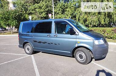 Минивэн Volkswagen T5 (Transporter) пасс. 2003 в Черкассах