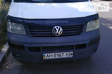 Легковой фургон (до 1,5 т) Volkswagen T5 (Transporter) пасс. 2006 в Киеве