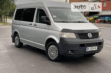Минивэн Volkswagen T5 (Transporter) пасс. 2008 в Виннице