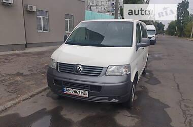 Легковой фургон (до 1,5 т) Volkswagen T5 (Transporter) пасс. 2008 в Павлограде