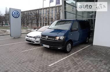 Другой Volkswagen T6 (Transporter) груз-пасс. 2017 в Киеве
