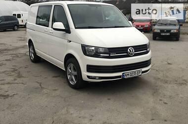 Volkswagen T6 (Transporter) груз 2016 в Новограде-Волынском