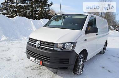 Volkswagen T6 (Transporter) груз 2016 в Луцке