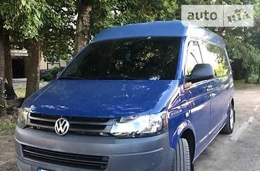 Volkswagen T6 (Transporter) пасс. 2013