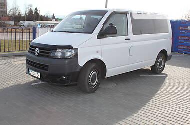 Минивэн Volkswagen T6 (Transporter) пасс. 2012 в Дрогобыче