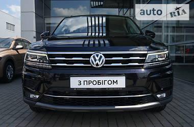 Volkswagen Tiguan Allspace 2018 в Львові