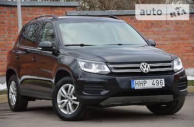 Volkswagen Tiguan 4-MOTION 2012